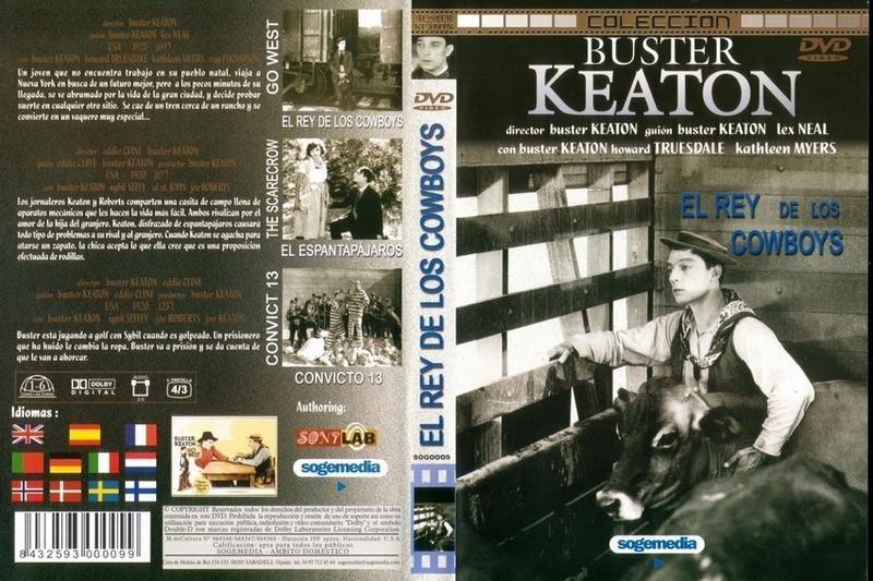 El Rey de los Cawboys. Buster Keaton ( 1925 ) DescargaCineClasico.Net