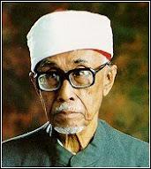 Mufti Pehin Ismail (Mantan Mufti Brunei DarusSalam)