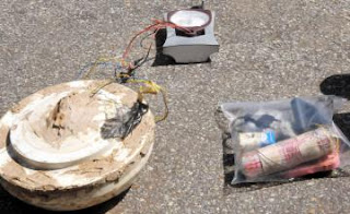 SSS uncovers bombs factory...... 1
