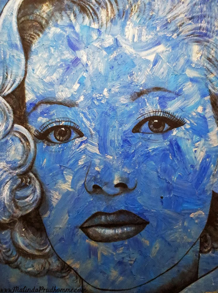 portrait artist, malinda prudhomme, pop art, vintage pop beauties, marilyn monroe, marilyn monroe art, painting, original artwork, original paintings