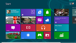 Como particionar Windows 8