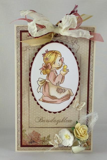 folding card brettekort Sugar Nellie Stamps