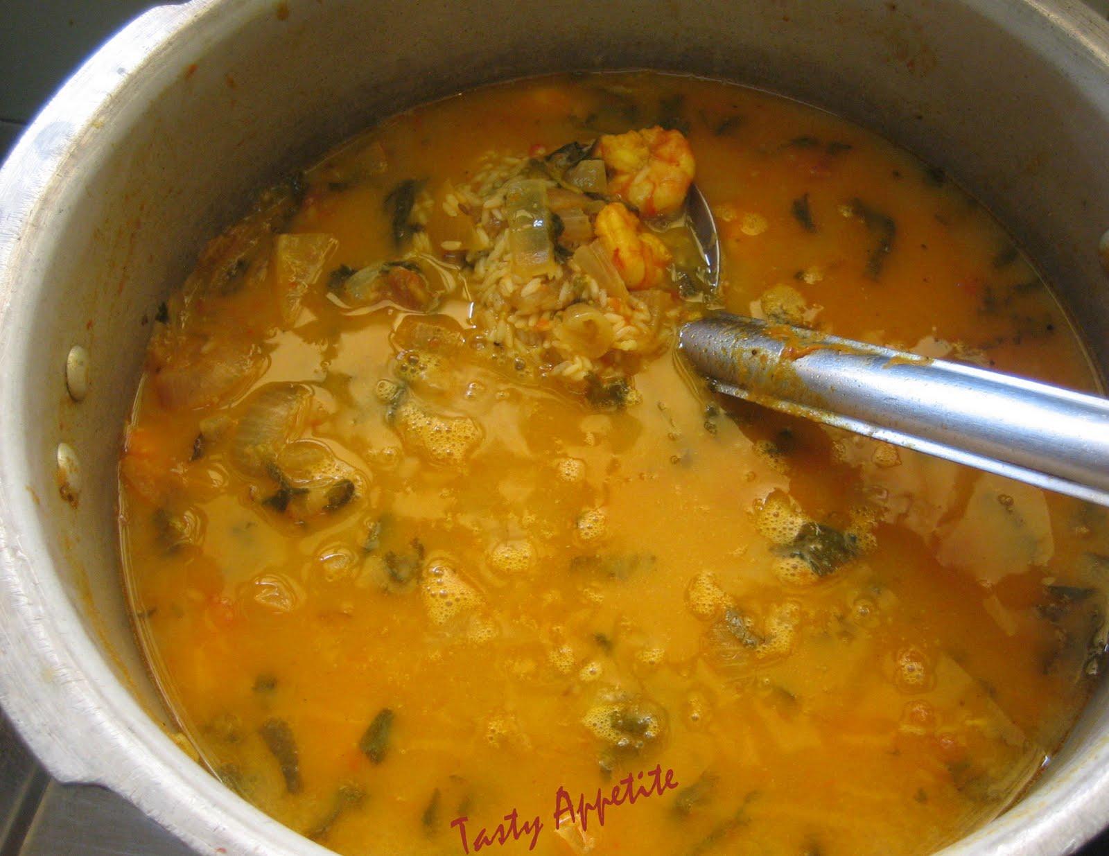 Prawn Biryani / Shrimp Biryani