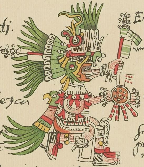 Dewa Huitzilopochtli
