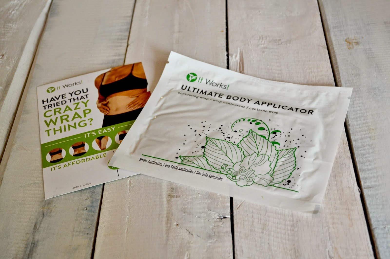 Itworks Body Wrap Review