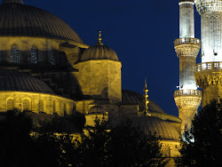 Istanbul: The Blue Mosque
