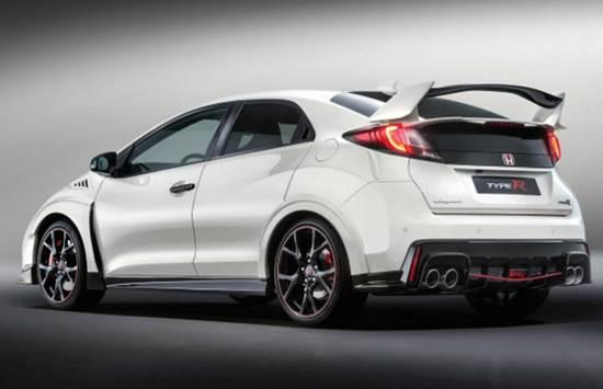 2017 Honda Civic Type R Specs Engine