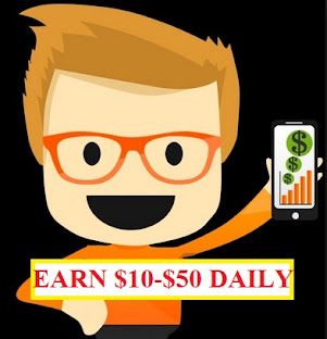 Easy Earning $10-50 Daily!
