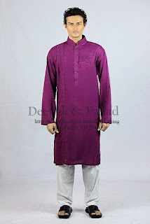 Menswear Eid Kurta Fashion