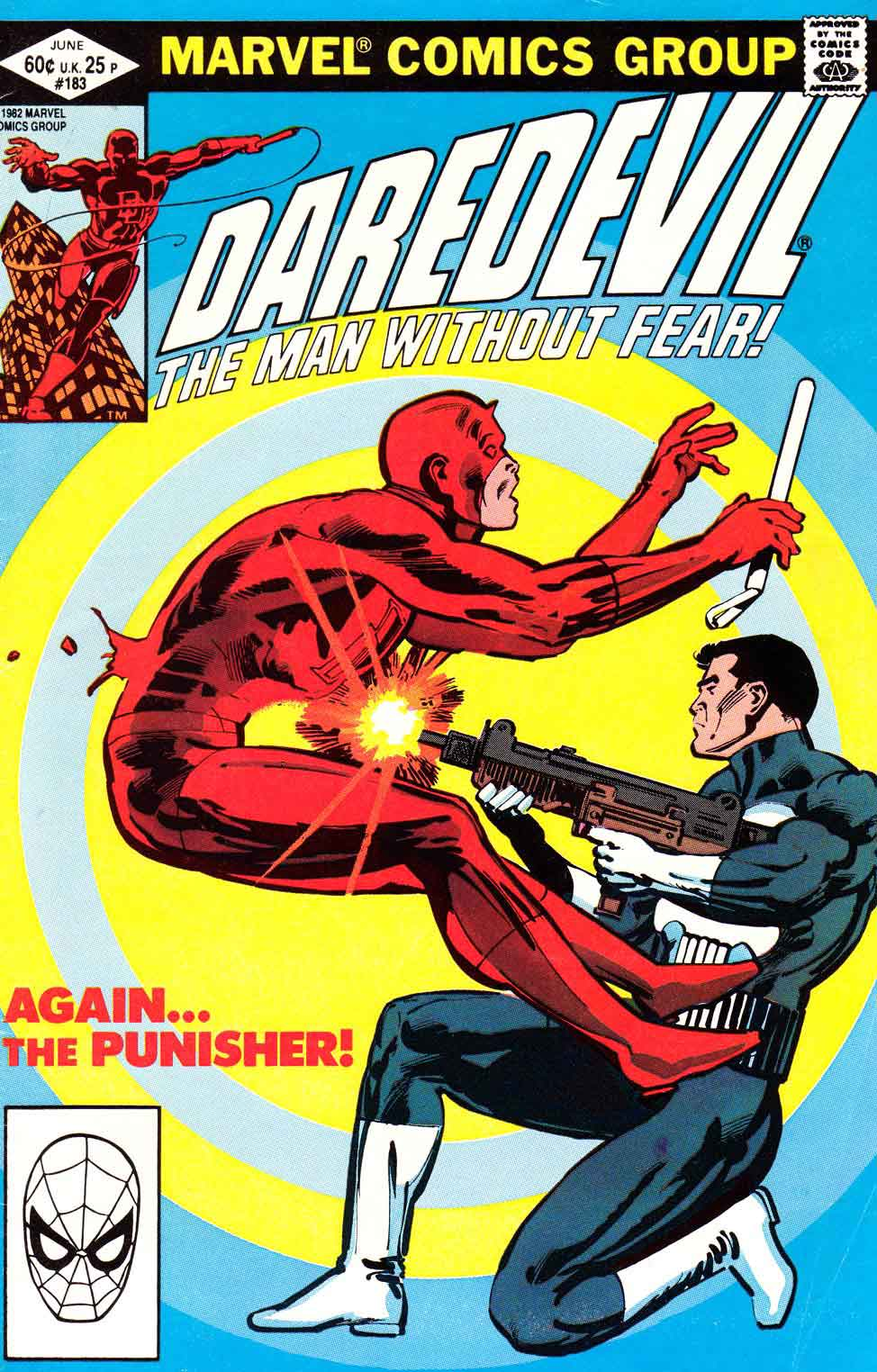 Comic Book Cover Drawing ~ Daredevil frank miller art cover pencil ink