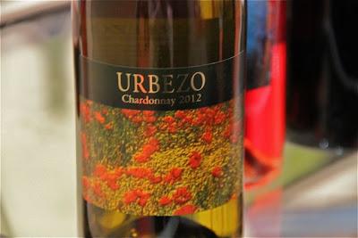 Urbezo Chardonnay 2012, Blog Esteban Capdevila