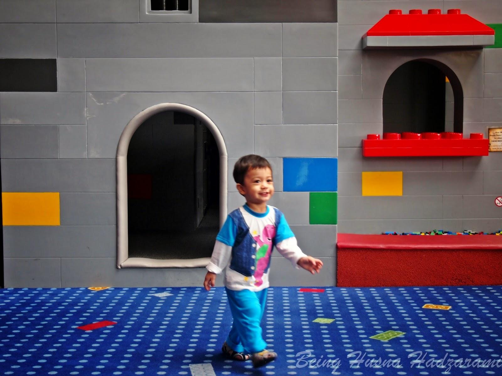 Untunglaaahh bawa adik ipar boleh tolong bawa anak anak pergi main