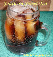 How to Make The BEST Sweet Tea!