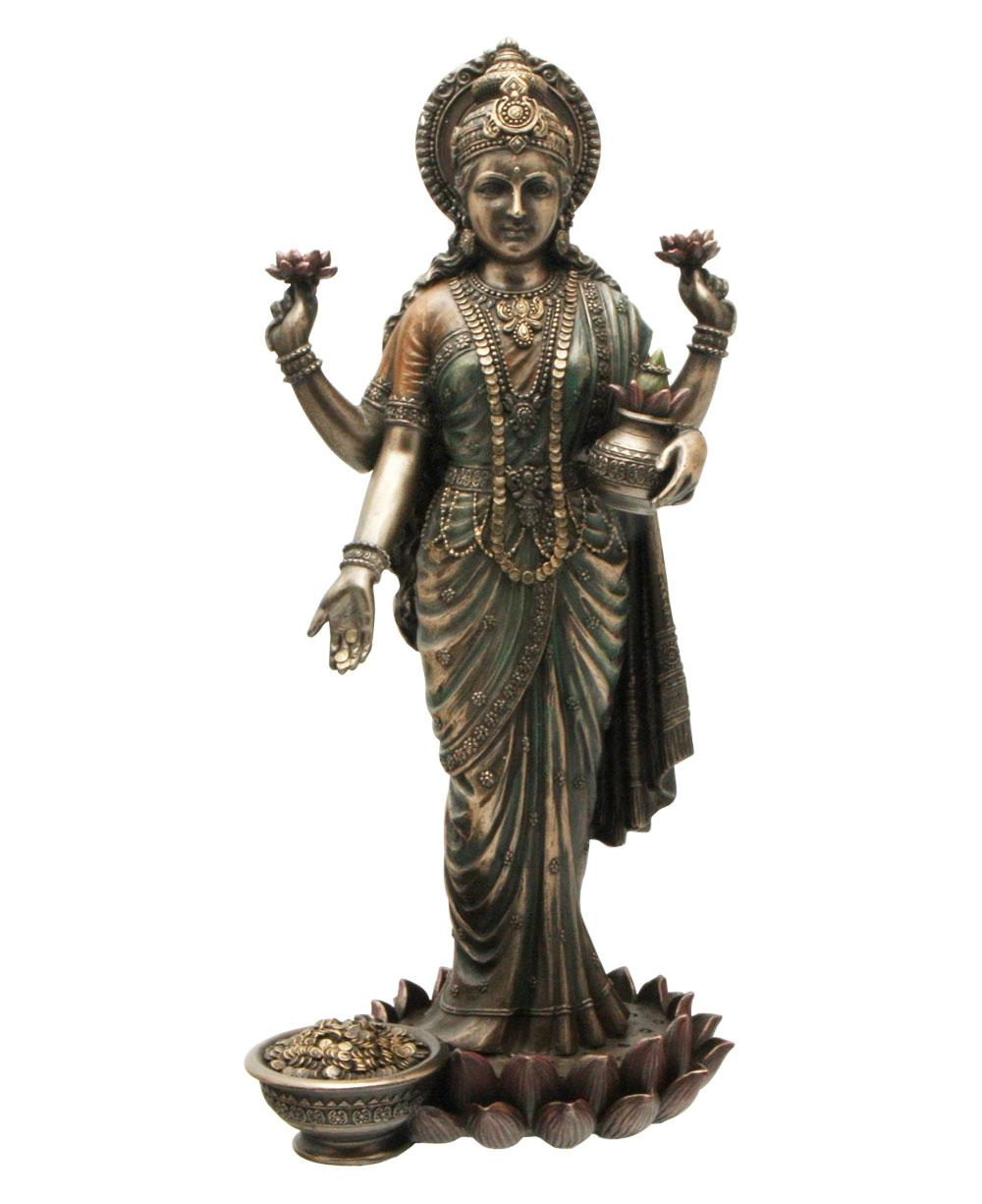 My Indian Culture Devi Lakshmi The Goddess Of Wealth