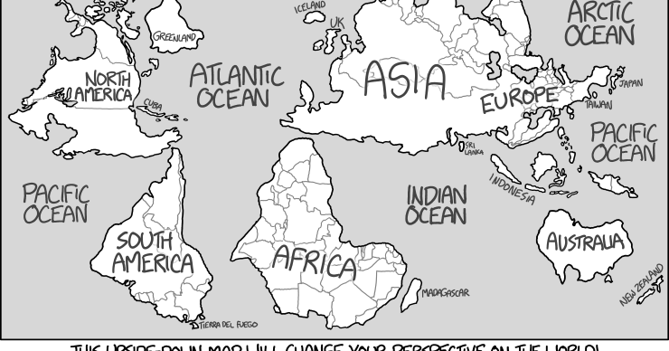 Xkcd United States Map Blank United States Map Explain - Us electoral map blank