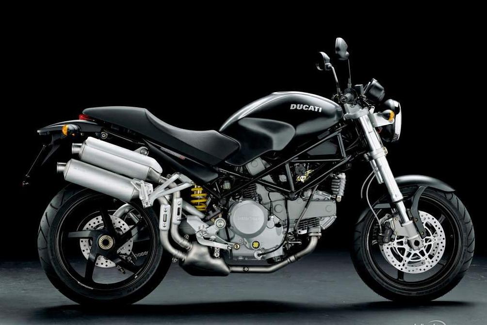 Ducati Monster  Srs