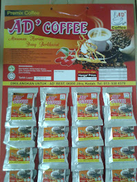 AD' COFFEE - KOPI TONGKAT ALI (OEM)
