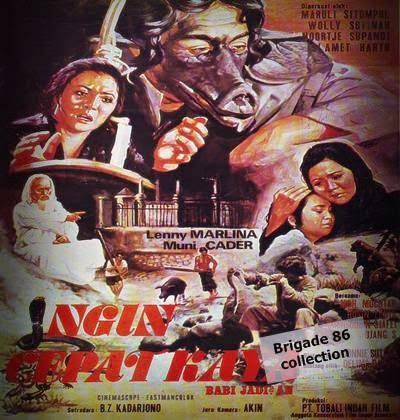 Ingin Cepat Kaya – Babi Jadi-jadian (1976)