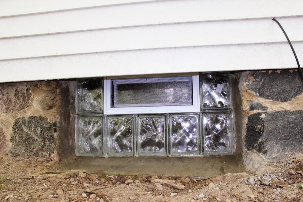 basement window replacement