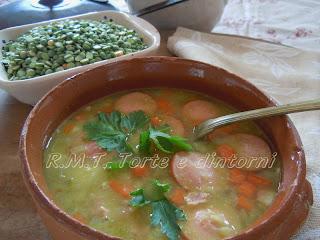 cucina tradizionale olandese: erwtensoep