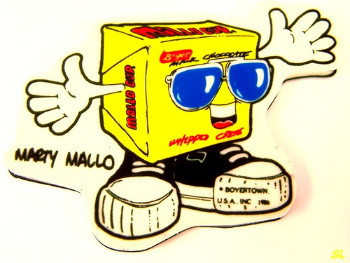 Know Your Obscure Halloween Candy Mallo Cup The Toolbox