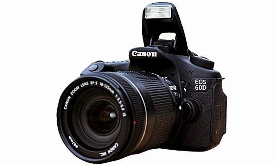 Harga Kamera DSLR Canon EOS 60D Spesifikasi Lengkap