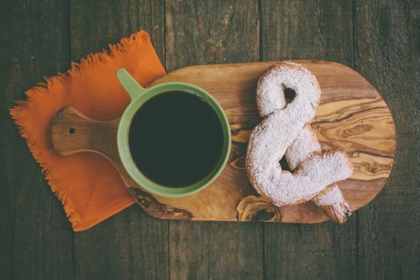 Emily Blincoe photography funny this and that ampersand Coffee and donuts