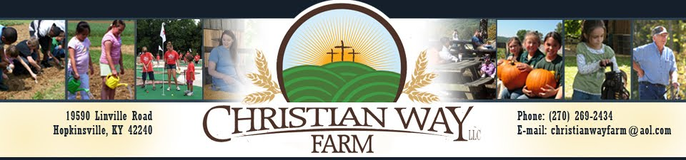 Christian Way Farm and Mini Golf, LLC
