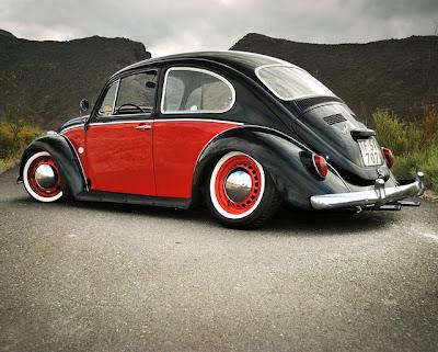 Vocho o Volkswagen Sedán Clásico VW