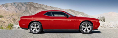 2013 Dodge Challenger R/T red