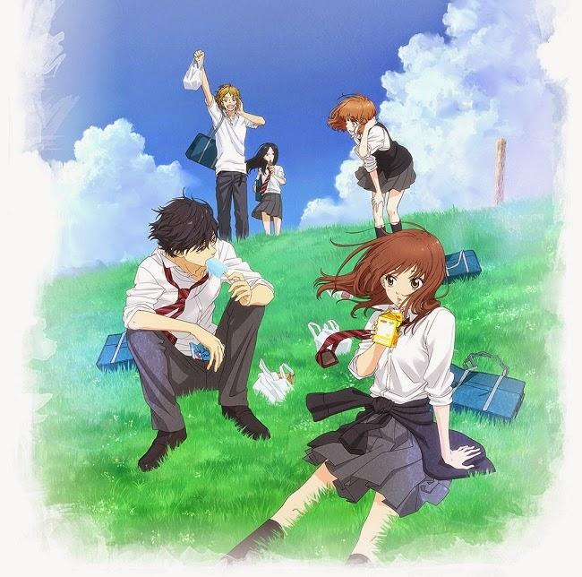 Io Sakisaka nuevo Manga en Junio