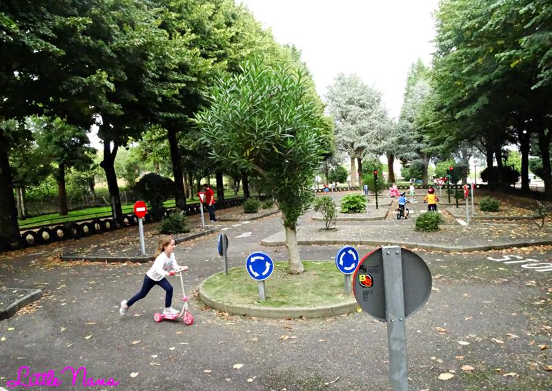 Planes con niños parque A Canuda