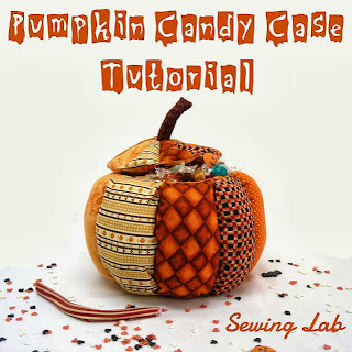 Pumpkin Candy Case