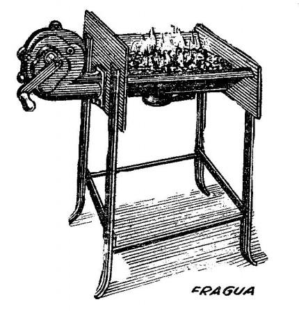 Como soldar hierro y acero con forja y fragua weldermex - Como soldar hierro ...