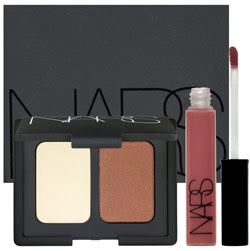 NARS, NARS Dolce Vita Set, lipgloss, lip gloss, blush, NARS Albatross, NARS Lovejoy, makeup, gift set