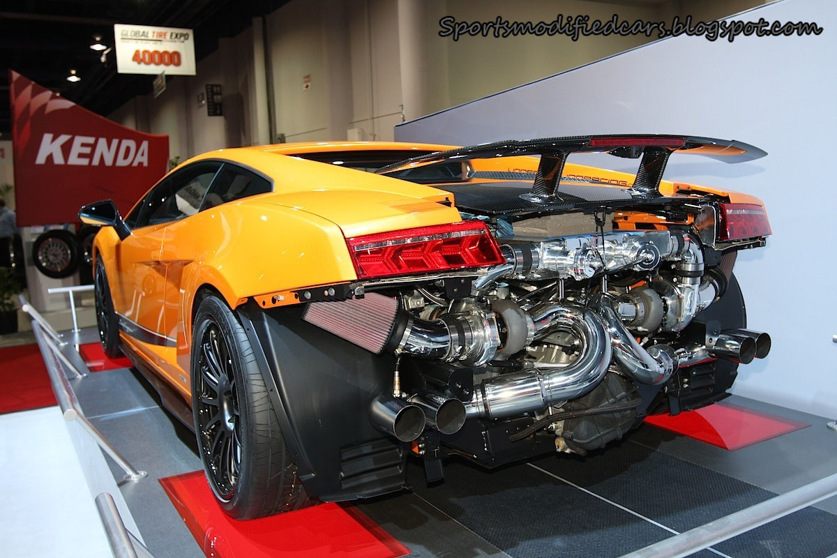 UGR Tuned Lamborghini Superlegerra ~ Sports amp; Modified Cars
