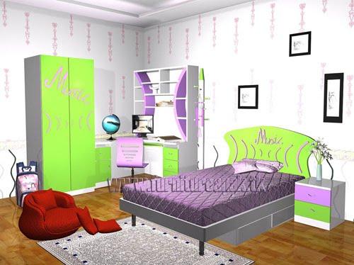 Inilah inspirasi Gambar Desain Kamar Tidur Kecil 2015 yg menawan
