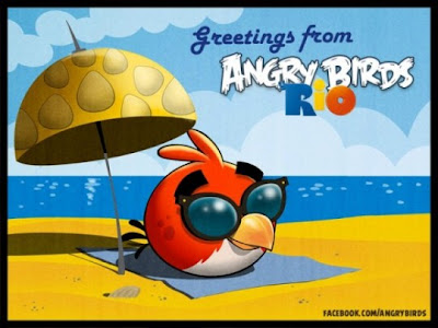 Download Game Angry Birds Rio Untuk PC/Laptop Terbaru 2012