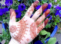 how to design temporary henna tattoos