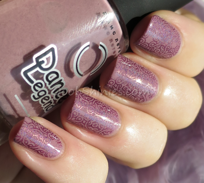 Dance Legend Cozy Sweater with China Glaze When Stars Collide and DRK Themes-SF