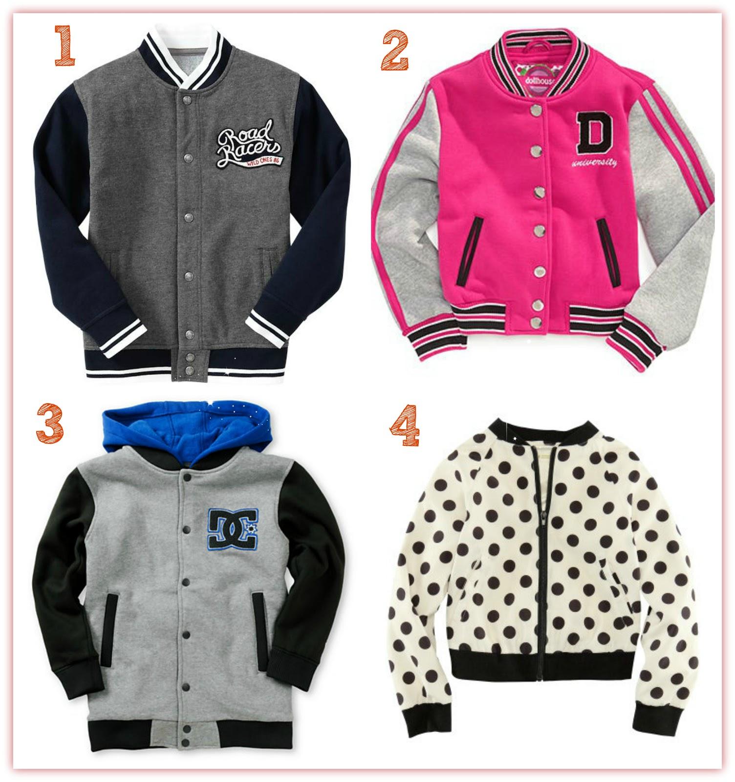 Blue Varsity Jacket For Girls Dollhouse Girls Varsity Jacket