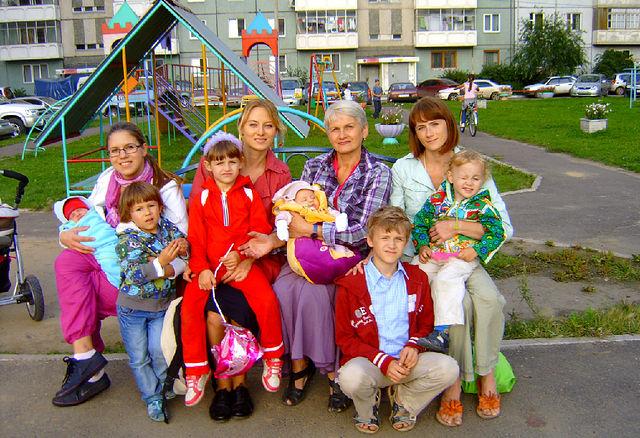 Блог мамы 7-ых детей