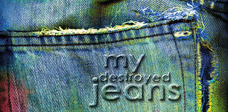 My Destroyed Jeans