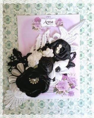 Headpiece Cantik Ayza Aksesoris