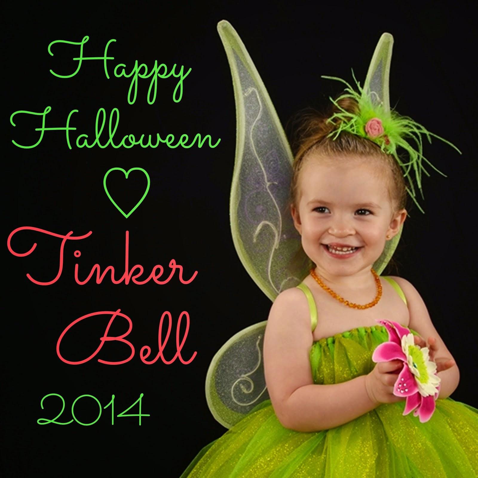 DIY Tinker Bell
