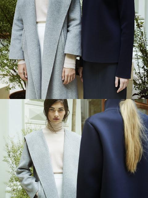 moda, cappotti extralarge