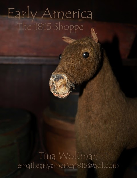 Early America, The 1815 Shoppe