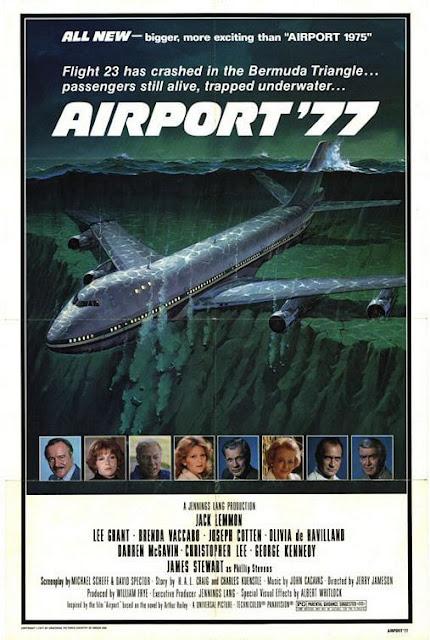bombastic airlines - Stewardessen im Film