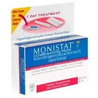 monistat para el tratamiento de la infeccion por hongos en los hombres