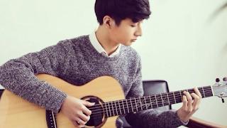 Belajar Bermain Gitar Fingerstyle ala Sungha Jung